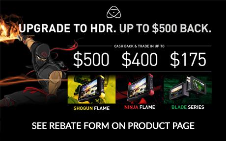 Atomos Rebates - Save up to $500