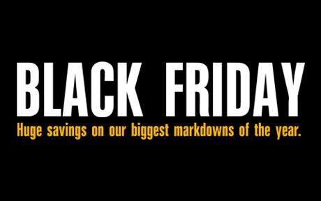 Safe Harbor's Black Friday Specials