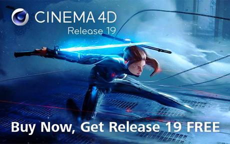 Maxon Cinema 4D R19 Promo Bundles